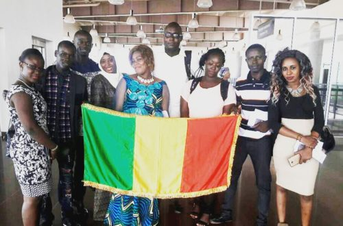 Article : Fatim Toure à Dakar ,le début du commencement :  Dakar stress, Dakar peur et Dakar excitation .