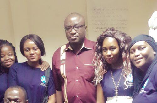 Article : L'Afrique des jeunes leaders: Fatou Siby Ndiaye du Sénégal