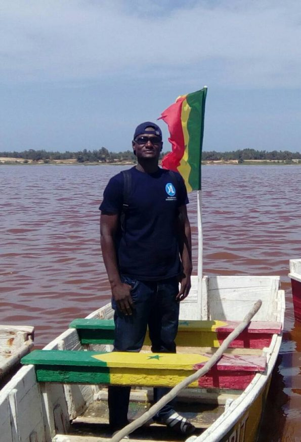 C.P Abdoulaye Garba