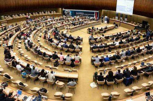 Article : À Genève, j'ai pris part à la 2eme conférence internationale des jeunes francophones.